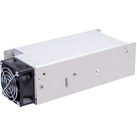 ספק כוח AC/DC לשאסי - 650W - 80V~264V ⇒ 24V / 27A XP POWER