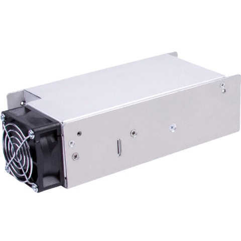 ספק כוח AC/DC לשאסי - 655W - 80V~264V ⇒ 28V / 23A XP POWER