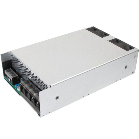 ספק כוח AC/DC לשאסי - 1000W - 85V~264V ⇒ 24V / 42A XP POWER