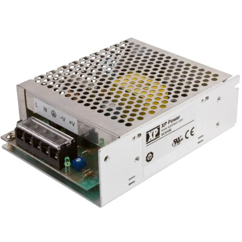 XP POWER CHASSIS MOUNT INDUSTRIAL POWER SUPPLIES - VCS SERIES