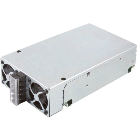 ספק כוח AC/DC לשאסי - 355W - 80V~275V ⇒ +12V / +48V XP POWER