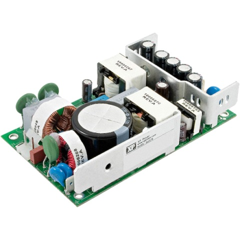 ספק כוח AC/DC לשאסי - 175W - 85V~264V ⇒ 48V / 3.5A XP POWER