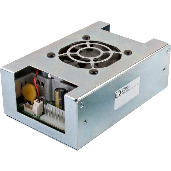 ספק כוח AC/DC לשאסי - 175W - 85V~264V ⇒ 24V / 6.9A XP POWER