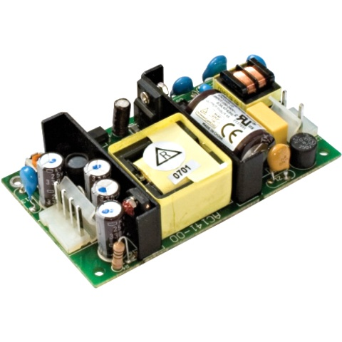 ספק כוח AC/DC לשאסי - 20W - 85V~264V ⇒ 24V / 920MA XP POWER