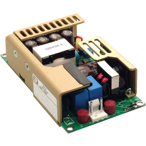 XP POWER CHASSIS MOUNT INDUSTRIAL POWER SUPPLIES - ECM SERIES