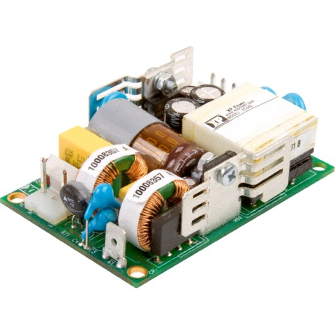 ספק כוח AC/DC לשאסי - 30W - 80V~264V ⇒ 5V / 6A XP POWER