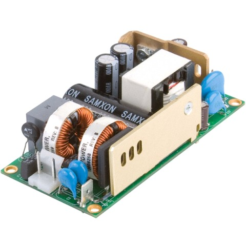 XP POWER CHASSIS MOUNT INDUSTRIAL POWER SUPPLIES - ECS SERIES