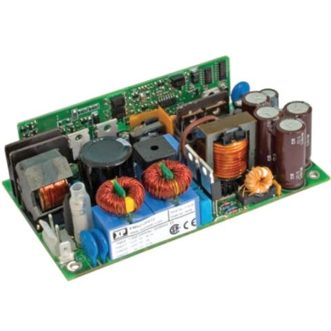 XP POWER CHASSIS MOUNT INDUSTRIAL POWER SUPPLIES - EMA SERIES