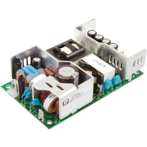 XP POWER CHASSIS MOUNT INDUSTRIAL POWER SUPPLIES - GCS SERIES