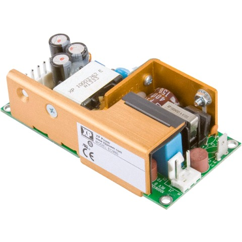 ספק כוח AC/DC לשאסי - 60W - 90V~264V ⇒ +5V / +12V / -12V XP POWER