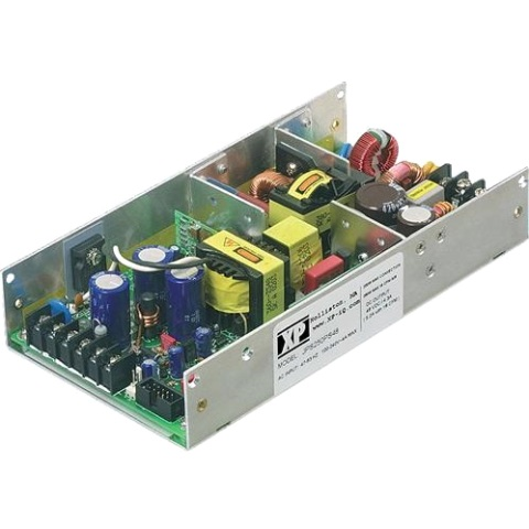 ספק כוח לשאסי - 250W - 90V~264V ⇒ +5V / +15V / +24V / -15V XP POWER