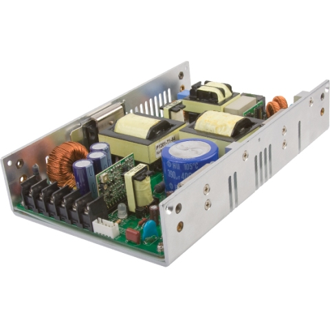 ספק כוח AC/DC לשאסי - 400W - 90V~264V ⇒ +12V / +24V XP POWER
