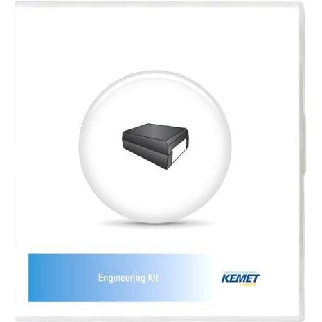 קיט קבלים טנטלום - TAN ENG KIT 19 - SMD - AEC-Q200 KEMET