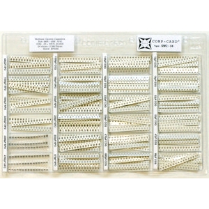 NOVA 2380PCS SMD CERAMIC CAPACITOR KIT - SMC-34