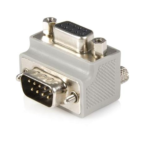 L-COM RIGHT ANGLE D-SUB SERIAL ADAPTERS