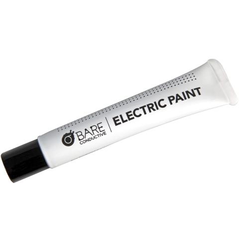 צבע מוליך חשמל - שפופרת 10 מ