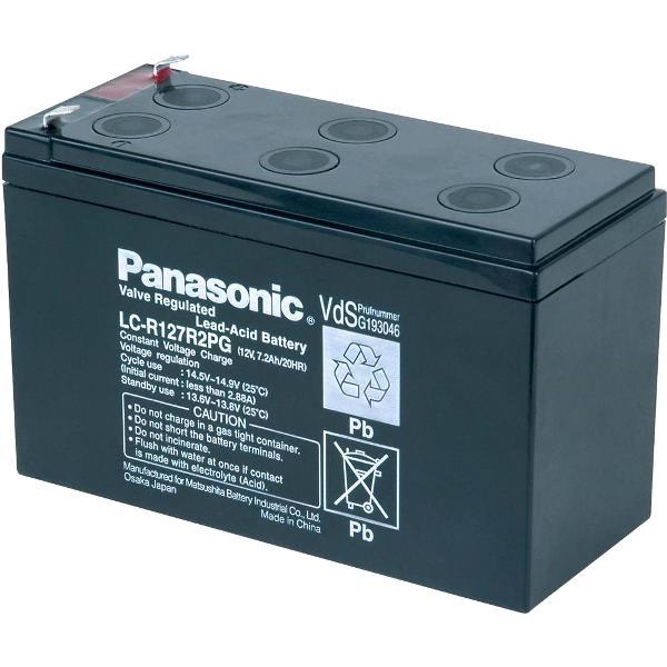 מצבר עופרת נטען - PANASONIC 12V 12AH PANASONIC
