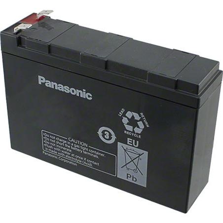 מצבר עופרת נטען - PANASONIC 12V 4AH PANASONIC