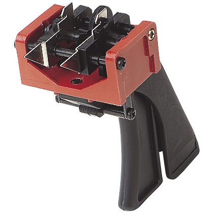 מכשיר ידני לכיפוף וחיתוך רכיבי אלקטרוניקה - 9.5MM ~ 32MM DURATOOL