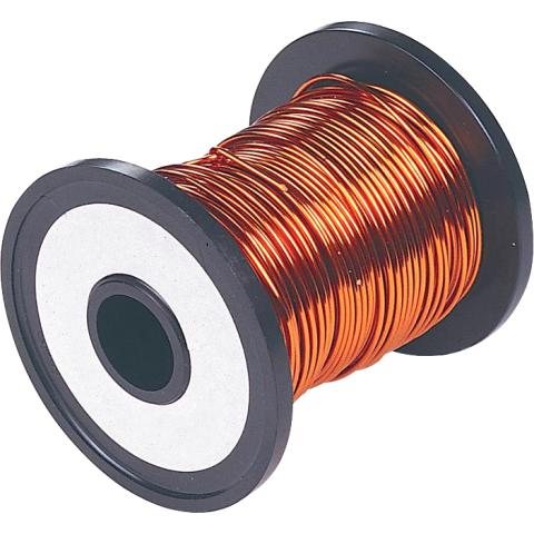 חוט נחושת מצופה לכה - 0.8MM / 21SWG PRO-POWER