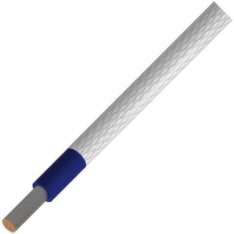 כבל חשמל גמיש - 1.0MM² - HD HIGH TEMP 500V - בידוד כחול PRO-POWER