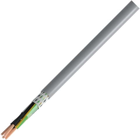 PRO POWER MULTICONDUCTOR SCREENED CY LSZH CONTROL CABLE