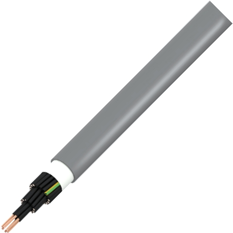 PRO POWER MULTICONDUCTOR UNSCREENED YY LSZH CONTROL CABLE