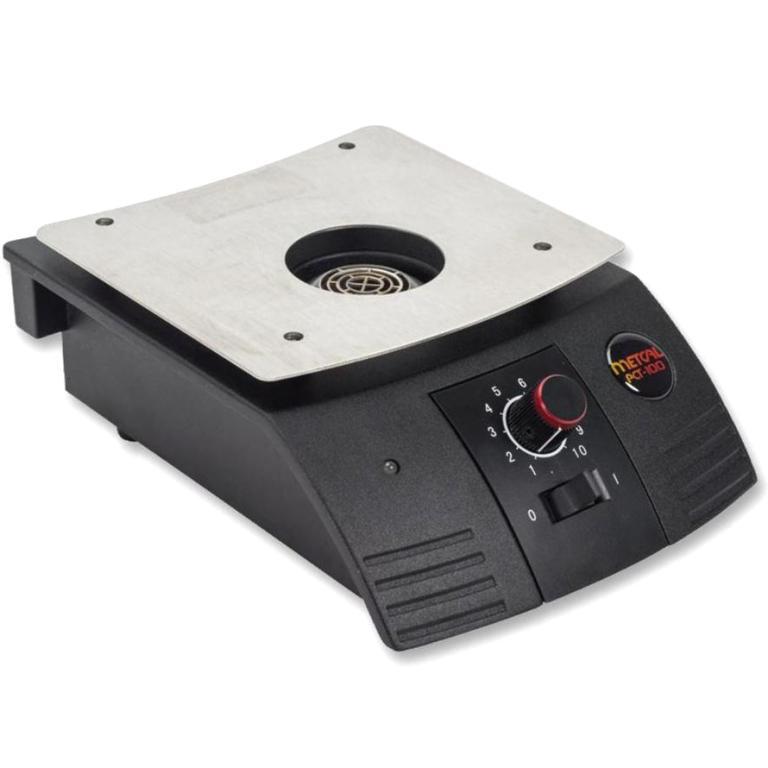 פלטת חימום אנלוגית לרכיבי METCAL PCT-100 - 450W - SMD METCAL