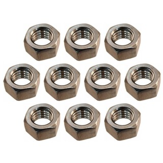 DURATOOL M2.5 STEEL SCREWS AND NUTS