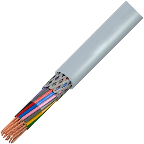 PRO POWER SCREENED MULTICORE LAPP LIYCY CONTROL CABLES