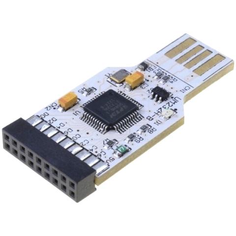 מודול פיתוח - UMFT230XB-01 , USB ⇒ UART FTDI