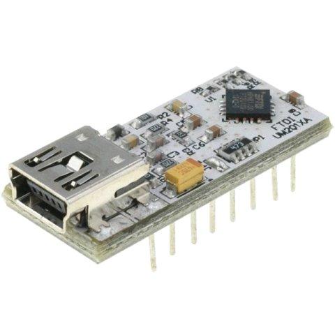 מודול פיתוח - UMFT201XA-01 , USB ⇒ I2C FTDI