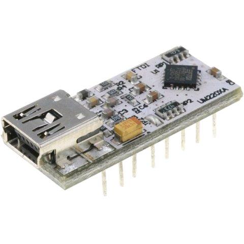 מודול פיתוח - UMFT220XA-01 , USB ⇒ SPI FTDI
