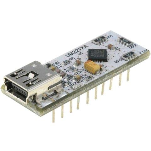 מודול פיתוח - UMFT221XA-01 , USB ⇒ SPI FTDI