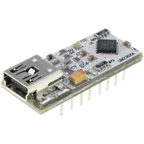 מודול פיתוח - UMFT230XA-01 , USB ⇒ UART FTDI