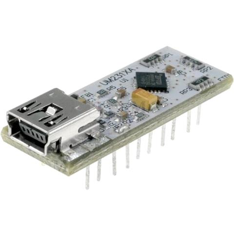 מודול פיתוח - UMFT231XA-01 , USB ⇒ UART FTDI