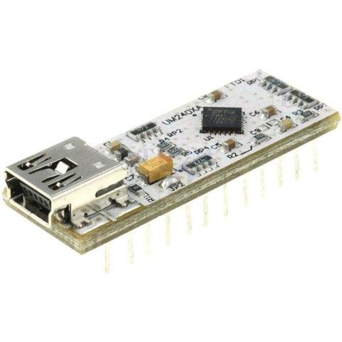 מודול פיתוח - UMFT240XA-01 , USB ⇒ FIFO FTDI
