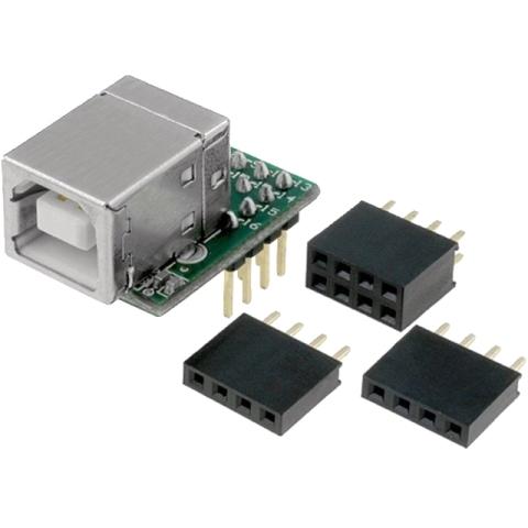 מודול פיתוח - MMR232R , USB ⇒ SERIAL FTDI