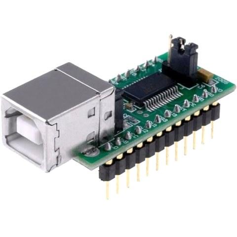 FTDI UM245R USB TO PARALLEL FIFO DEVELOPMENT MODULE
