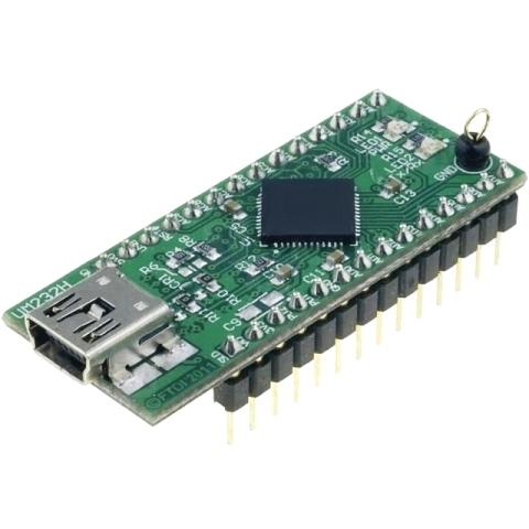 מודול פיתוח - UM232H , USB ⇒ SERIAL FTDI