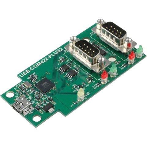מגשר - USB-COM422-PLUS-2 , USB ⇒ RS422 FTDI