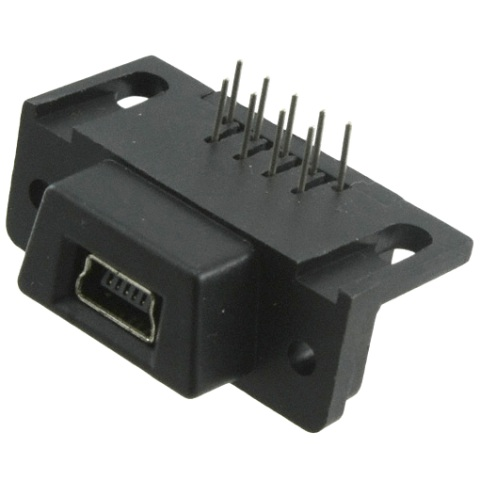 ממיר - DB9-USB-D5-M , DB9 MALE ⇒ MINI USB FTDI