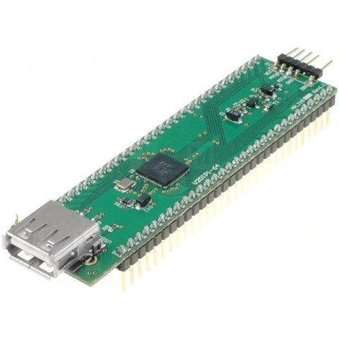 מודול פיתוח - V2DIP1-64 , USB HOST CONTROLLER , VNC2 FTDI