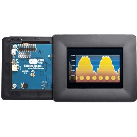 מודול פיתוח - VM800B43A-BK , 4.3