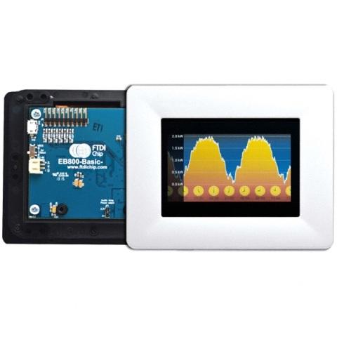 מודול פיתוח - VM800B43A-PL , 4.3