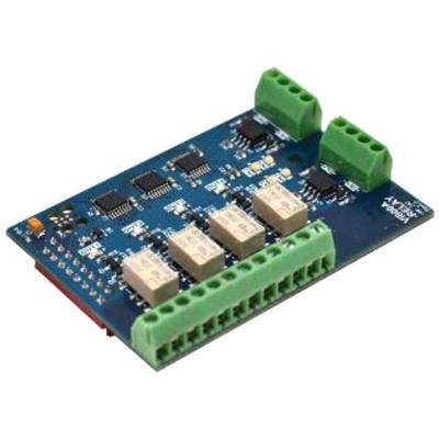 כרטיס הרחבה - VI800A-RELAY , RELAY ADAPTOR , FT800 FTDI