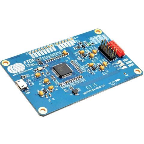מודול פיתוח - UMFTPD2A , PROGRAMMER / DEBUGGER , FT900 FTDI
