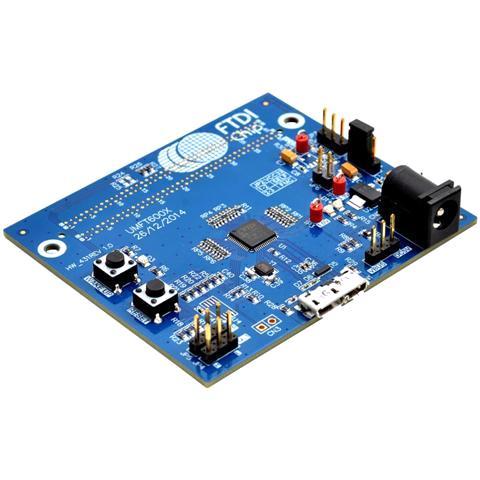 כרטיס פיתוח - UMFT600X , 32BIT , FIFO ⇒ USB3.0 , FT600 FTDI