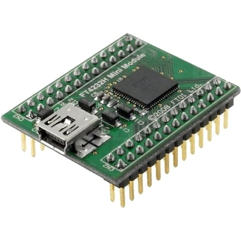FTDI FT4232HQ-MINI USB TO SERIAL / FIFO DEVELOPMENT MODULE