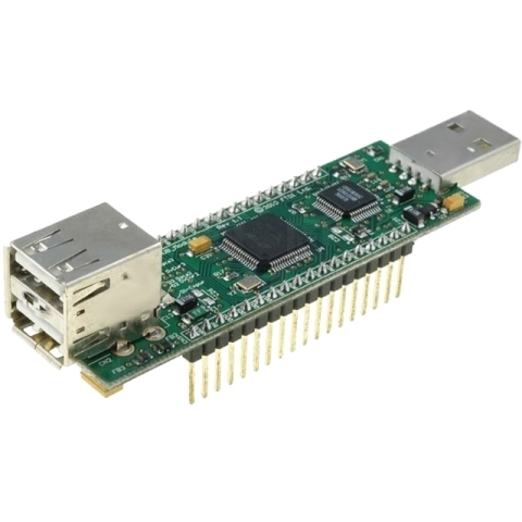 FTDI FT-MOD-4232HUB USB HS TO SERIAL DEVELOPMENT MODULE
